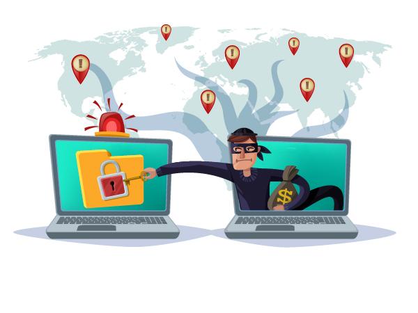 ما هي التهديدات الإلكترونية الأربعة الرئيسية التي تواجهها المدن الذكية؟
